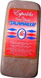 Espalda de cerdo cocida salamanka