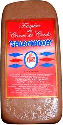 Fiambre de carne de cerdo salamanka
